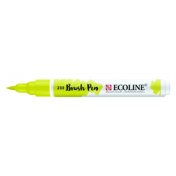Ecoline Brush Pen Chartreuse