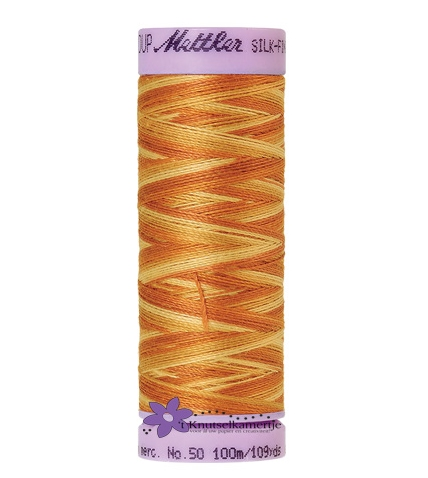 Kleurnr. 9856 Gemeleerd Silk Finish Multi