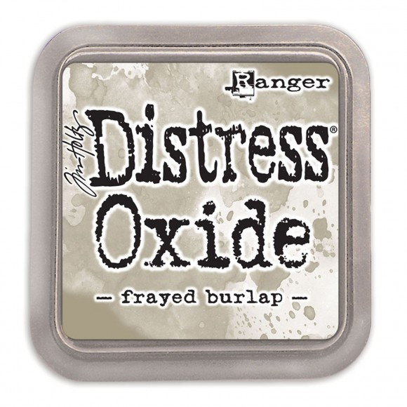 Distress oxide Frayed Burlap (Ranger)