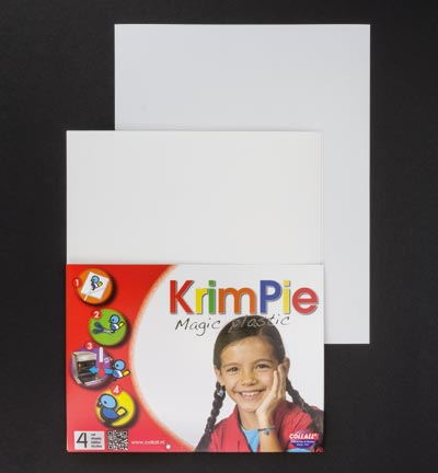 Krimpie Magic Plastic White