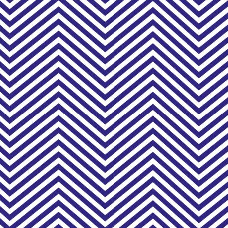 Chemica Blue Chevron