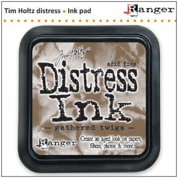 Gathered  Twigs  Distress Inkt  (Ranger) Mini