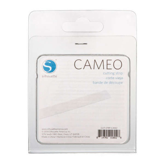 Silhouette Cutting Strip Cameo Wit