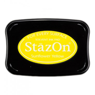 StazOn Sunflower Yellow