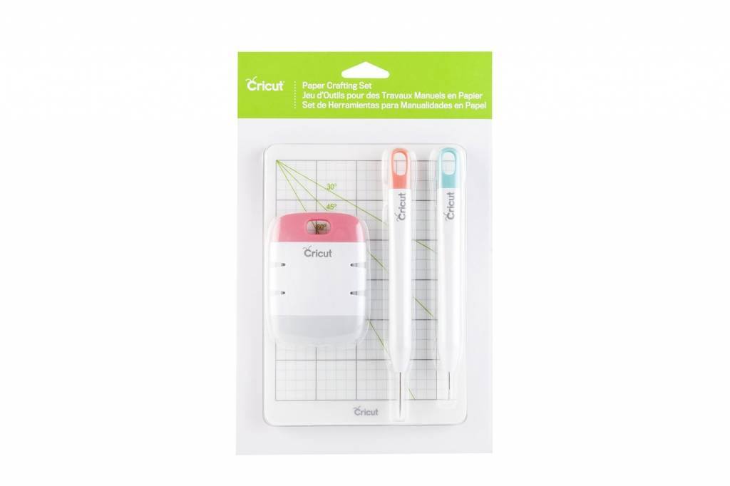 Cricut - Paper Crafting Set - (4pcs)