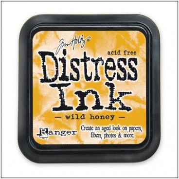 Wild Honey Distress Inkt  (Ranger) Mini