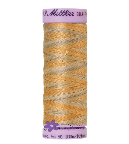 Kleurnr. 9862 Gemeleerd Silk Finish Multi