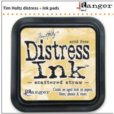Distress Inkt  Scattered Straw   (Ranger)
