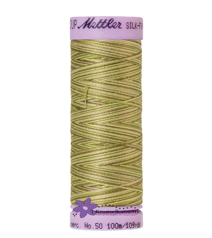 Kleurnr. 9820 Gemeleerd Silk Finish Multi