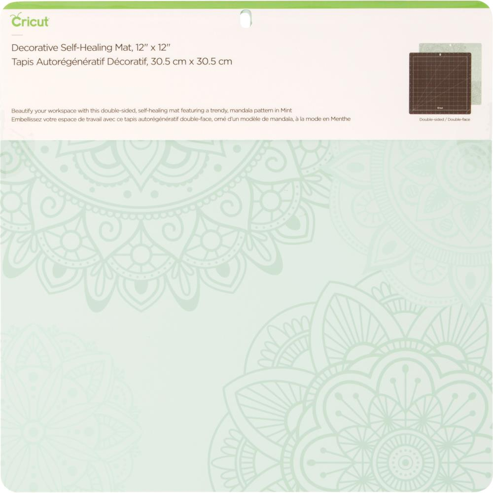 Cricu- Decorative Self-Healing Mat - 12