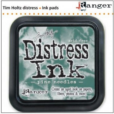 Pine Needles  Distress Inkt  (Ranger)