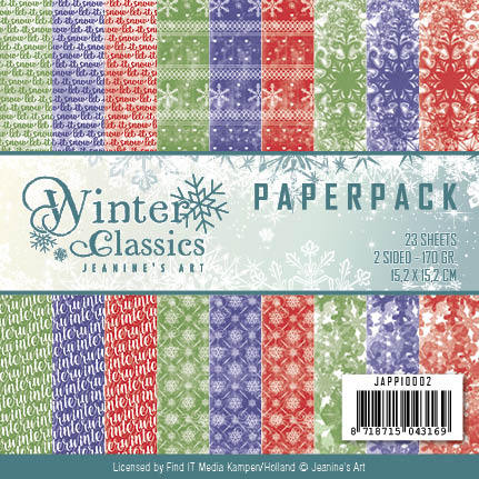 Winter Classics - Paperpack
