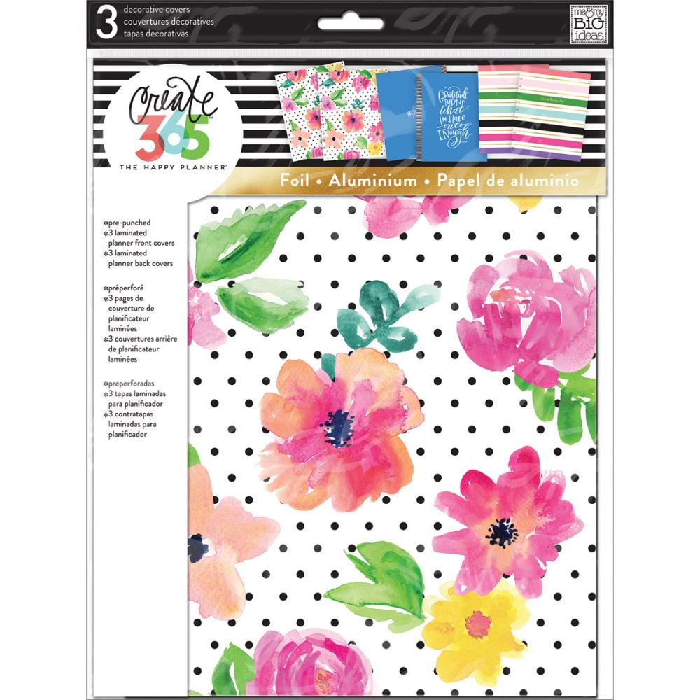 MAMBI - Happy Planner - Big Planner Covers 9.25