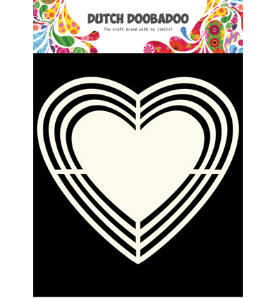 Dutch Shape Art Heart