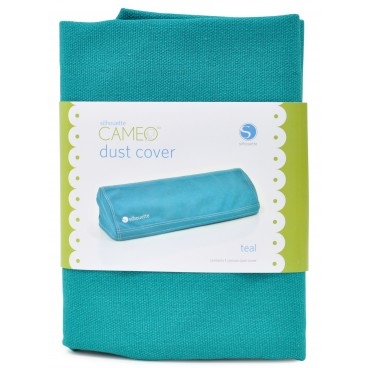 Dust cover for SILHOUETTE-CAMEO 1 + 2, Teal
