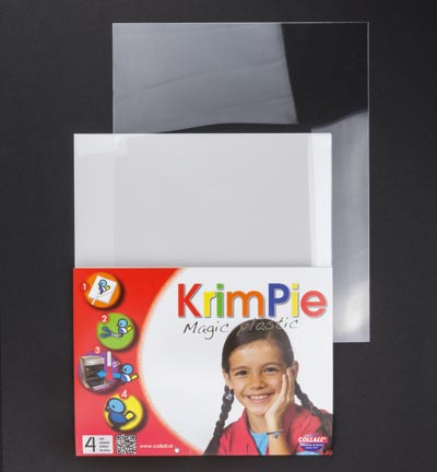 Krimpie Magic Plastic Transparant