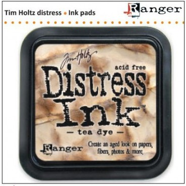 Distress Inkt    Tea Dye  (Ranger)