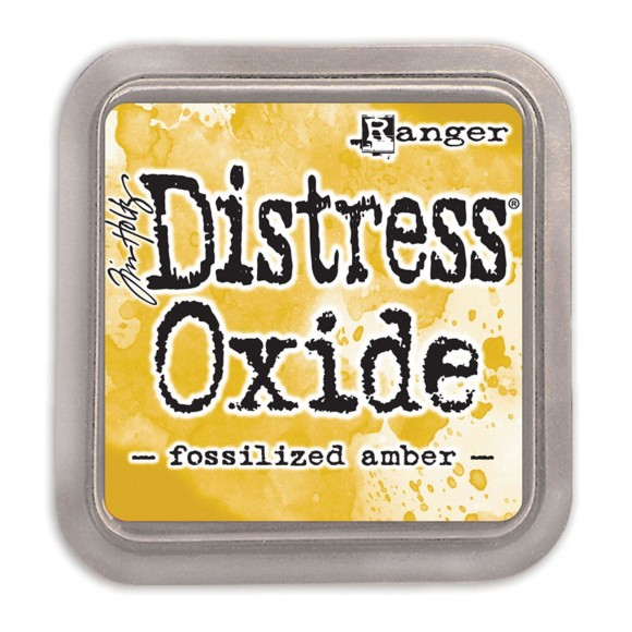 Distress oxide Fossilized Amber (Ranger)