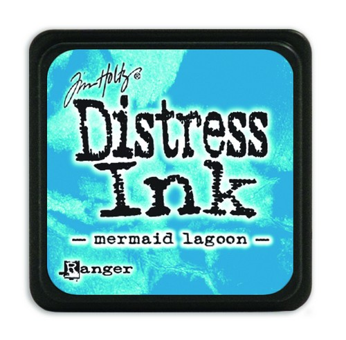 Mermaid Lagoon Distress Inkt  (Ranger) Mini