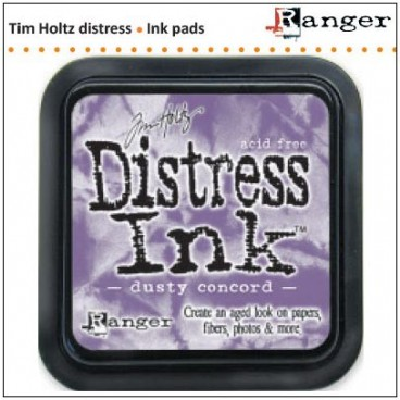 Dusty Concord  Distress Inkt  (Ranger) Mini