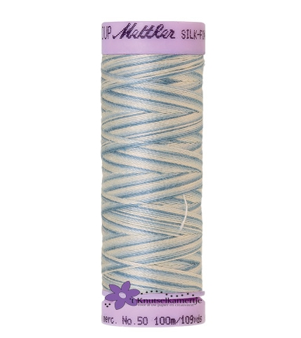 Kleurnr. 9810 Gemeleerd Silk Finish Multi