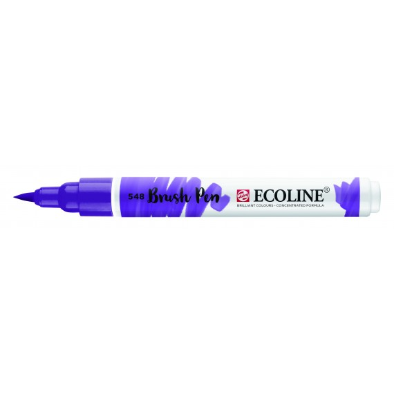 Ecoline Brush Pen Blauwviolet