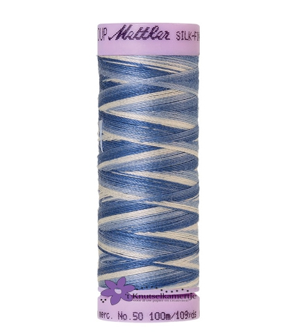 Kleurnr. 9811 Gemeleerd Silk Finish Multi