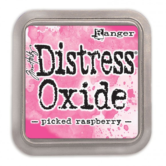 Distress oxide Picked Raspberry (Ranger)