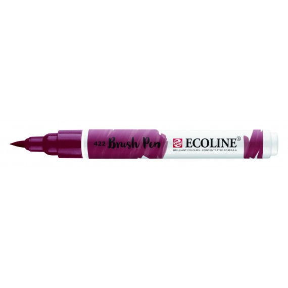 Ecoline Brush Pen Roodbruin
