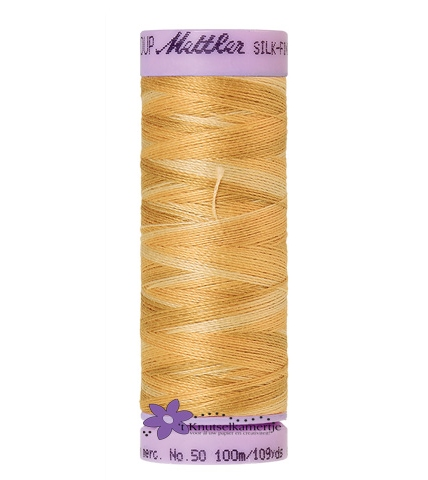 Kleurnr. 9855 Gemeleerd Silk Finish Multi