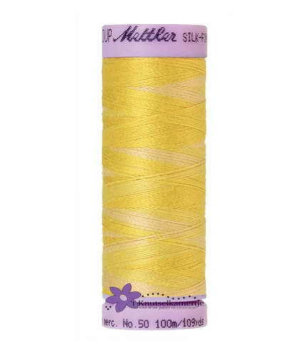 Kleurnr. 9859 Gemeleerd Silk Finish Multi