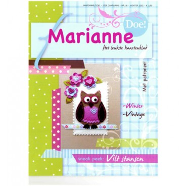 Marianne Doe! 16 Winter 2012