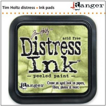 Distress Inkt  Peeled Paint   (Ranger) Mini