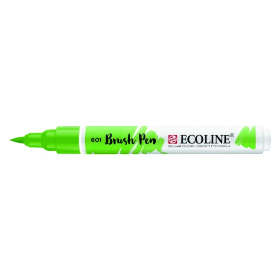 Ecoline Brush Pen Lichtgroen