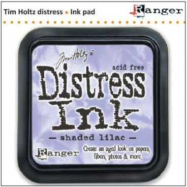 Shaded Lilac  Distress Inkt  (Ranger) Mini