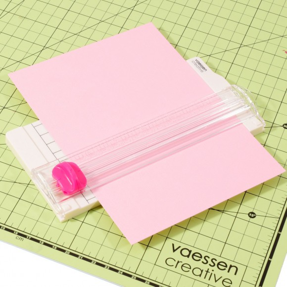 Vaessen Creative - Mini Paper Trimmer - 2.5
