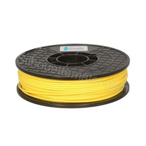 Silhouette - Alta - Filament 1.75mm - Yellow PLA - 0.5kg - 1pcs