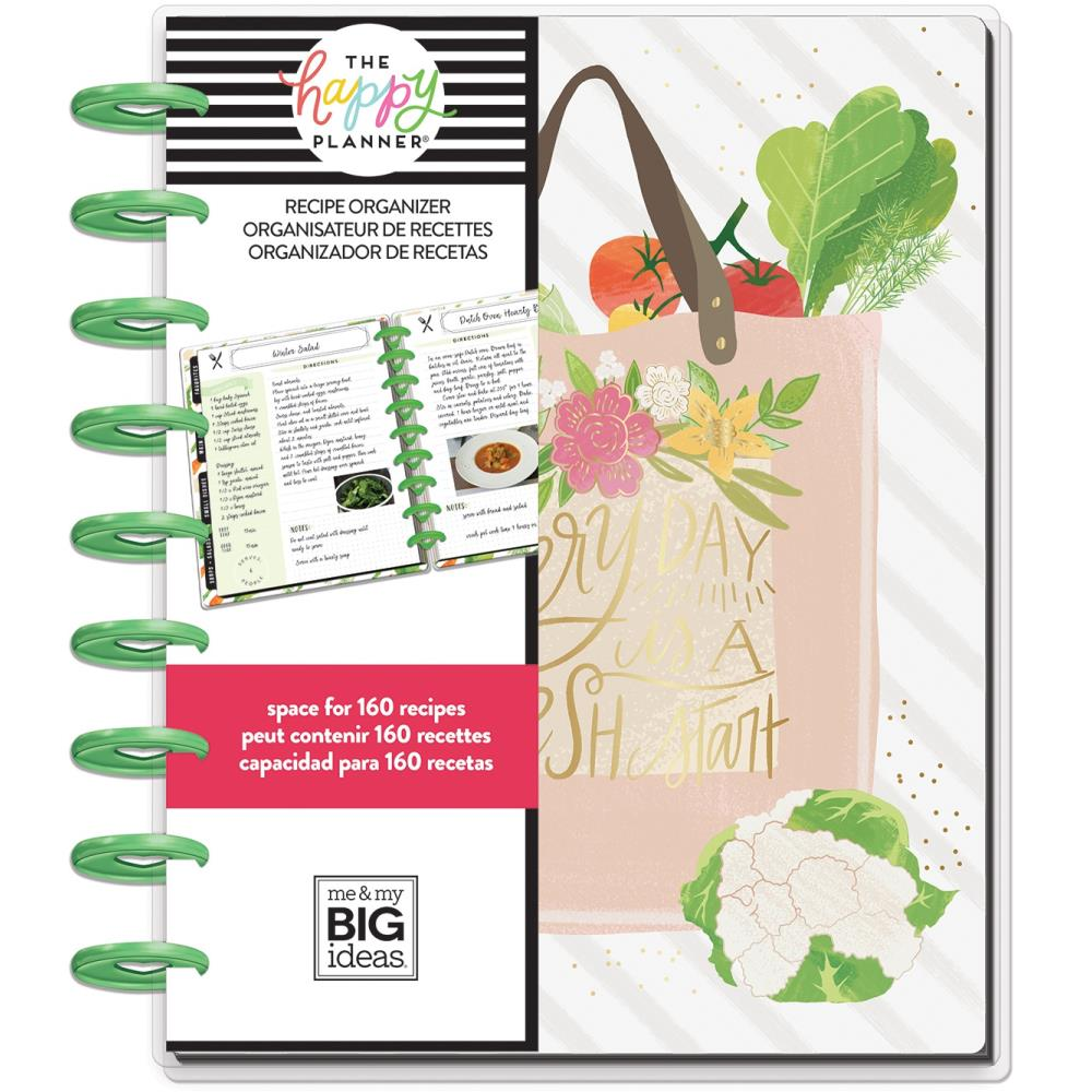 Happy Planner Undated Medium Planner 7.75