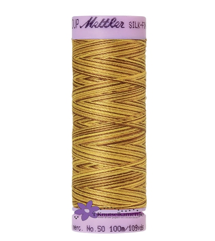 Kleurnr. 9828 Gemeleerd Silk Finish Multi