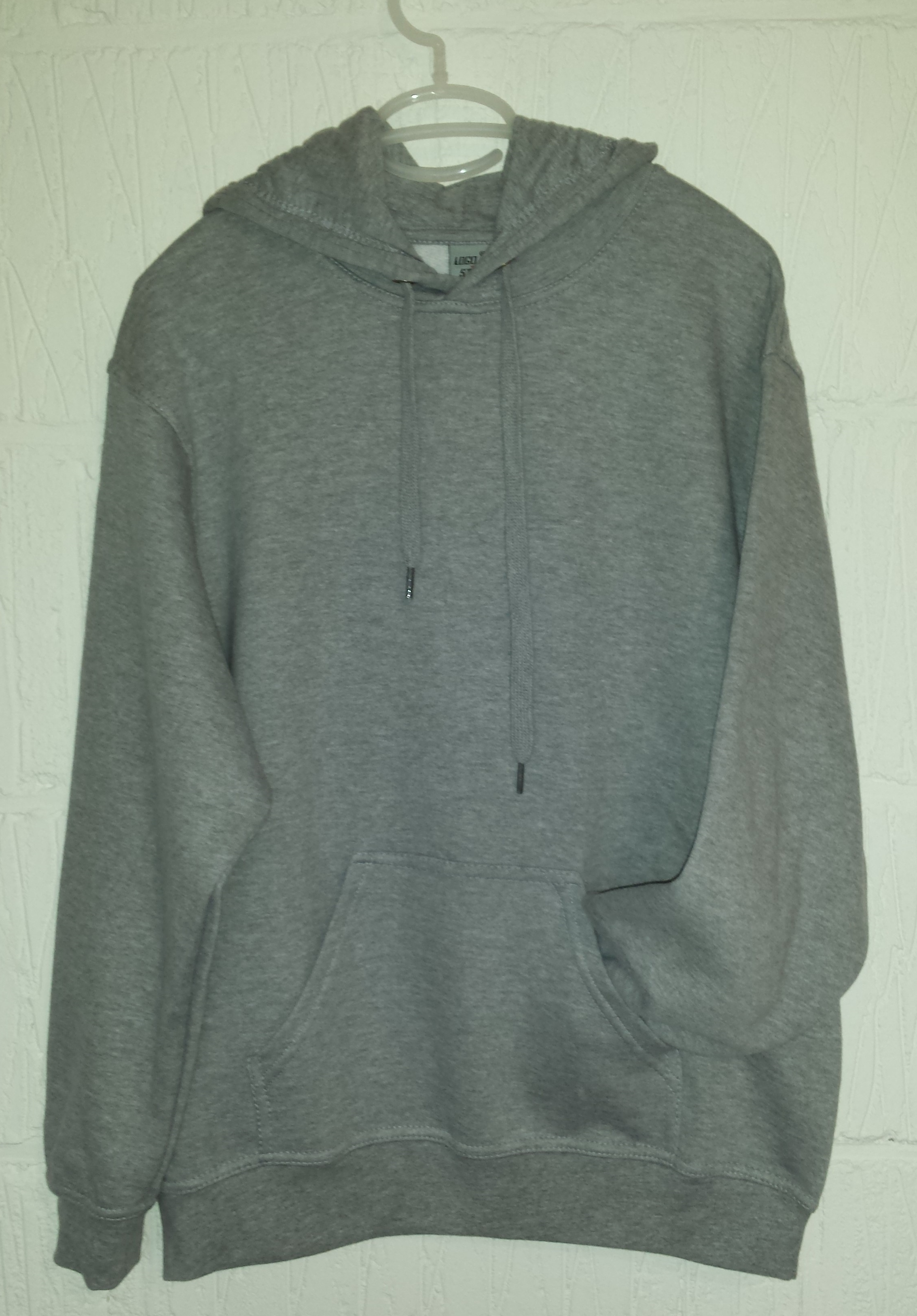 Sweater (Hoodie)  Heather Grey