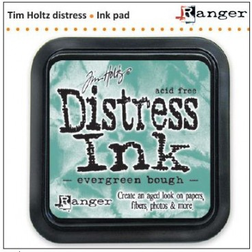 Evergreen Bough  Distress Inkt  (Ranger) Mini