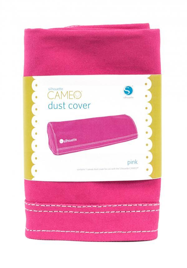 Dust cover for SILHOUETTE-CAMEO 1 + 2, Pink