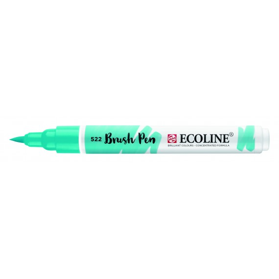 Ecoline Brush Pen Turkooisblauw