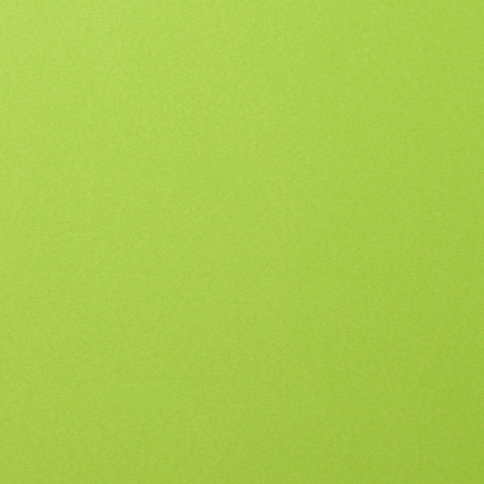 Florence Cardstock smooth Lime