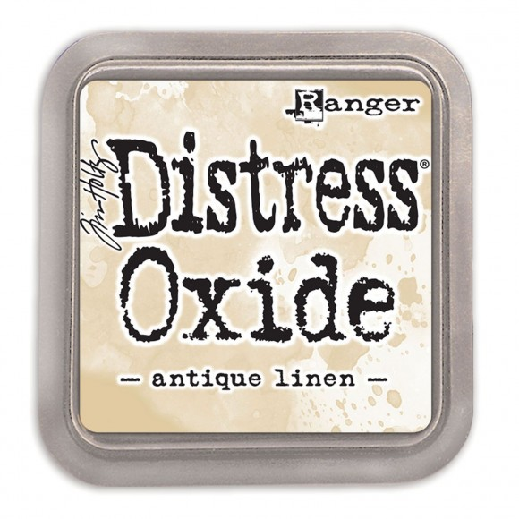 Distress oxide Antique Linen (Ranger)