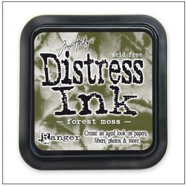 Forest Moss  Distress Inkt  (Ranger) Mini