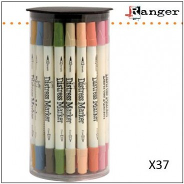 Distress markers in een koker   Ranger