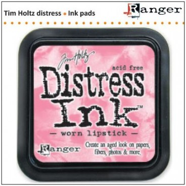 Worn Lipstick  Distress Inkt  (Ranger) Mini