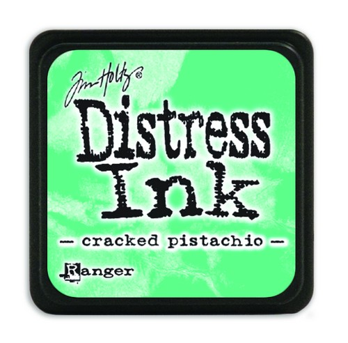 Cracked Pistachio Distress Inkt  (Ranger) Mini