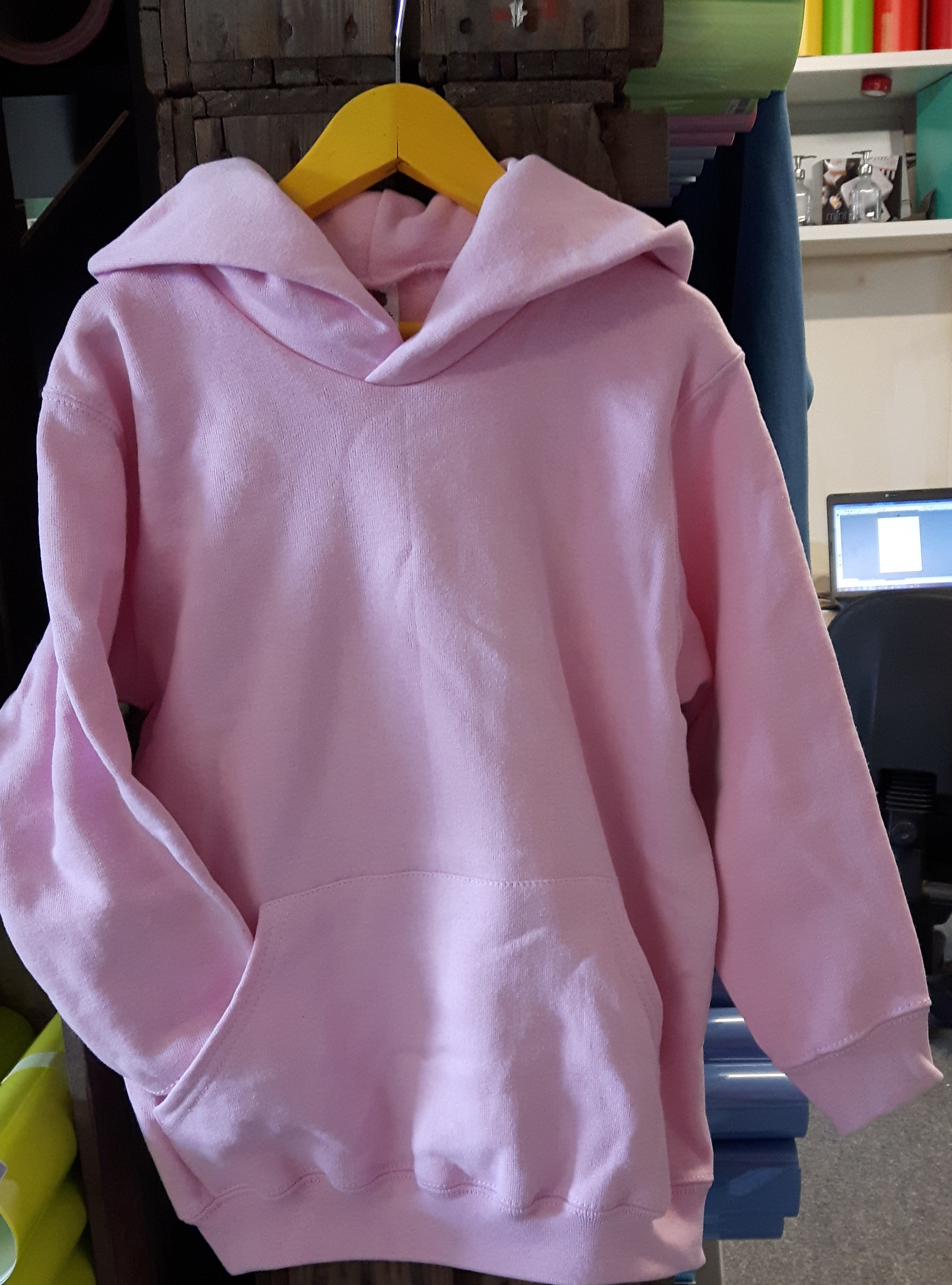 Sweater (Hoodie)  Light Pink
